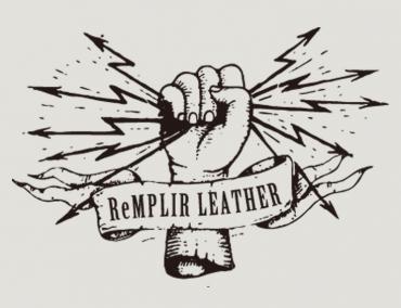 図案作成 | ランプレLOTR2017秋冬バージョン・Tシャツ1:ReMPLIR LEATHER