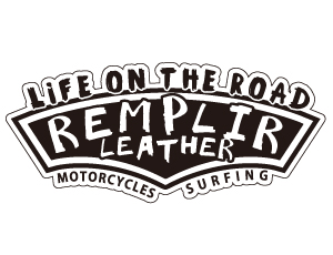 RL LIFE OF THE ROAD オリジナルステッカー1