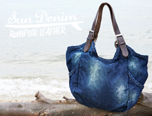 RL SUN DENIM BAG 1