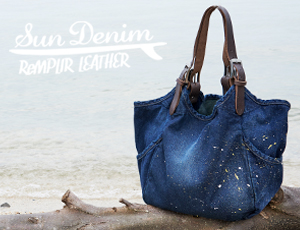 RL SUN DENIM BAG 2