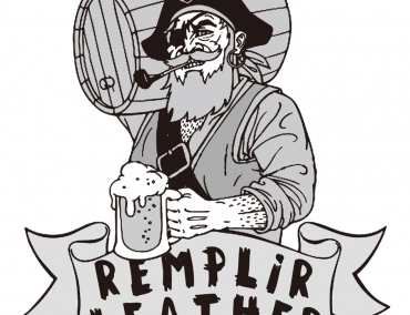 """RLS""オリジナルTシャツ14の図案作成しました。 | ReMPLIR LEATHER"