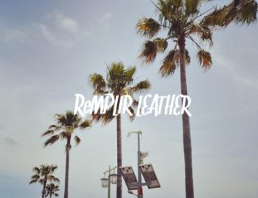 この夏デビューするサーフデザインシリーズ『RXX(アール・ダブルエックス)』 : ReMPLIR LEATHER