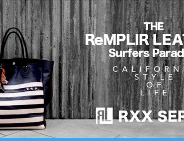 ランプリール・レザー:オンラインショップ:都市型サーファーに向け本革トートバッグ:ReMPLIR LEATHER