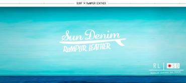 RL(SURF PRO DESIGN)SUN DENIM COLLECTION