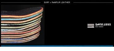 【職人からの学び】スケートボードのデッキの廃材から出来た カラフルなハンドメイドのアクセサリー